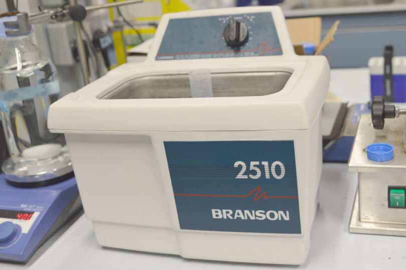2510 EMT Ultrasonic Cleaner (Branson)