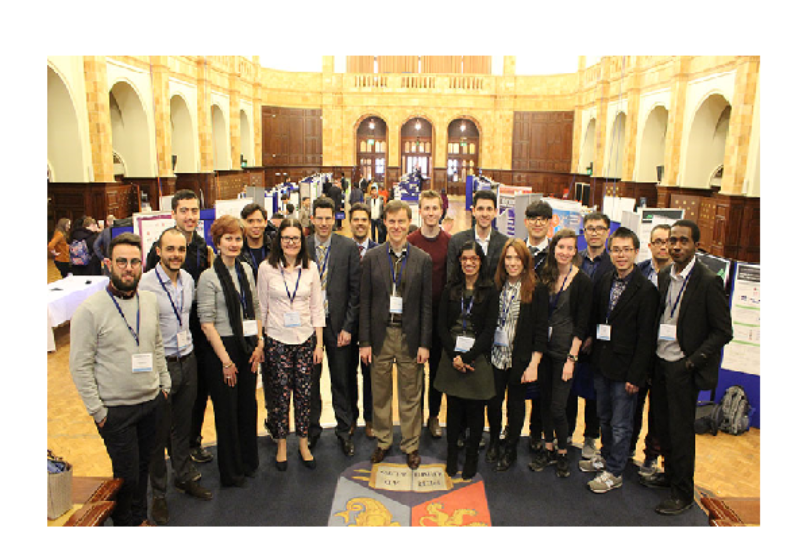 CNIE and UCL Chemical Engineering won seven prizes at ChemEngDayUK 2017