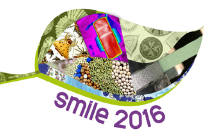 CNIE participates in 'Sustainable Materials Inspired by the Living world for Energy (SMILE 2016)', IFPEN/RUEIL - 6-8 April 2016