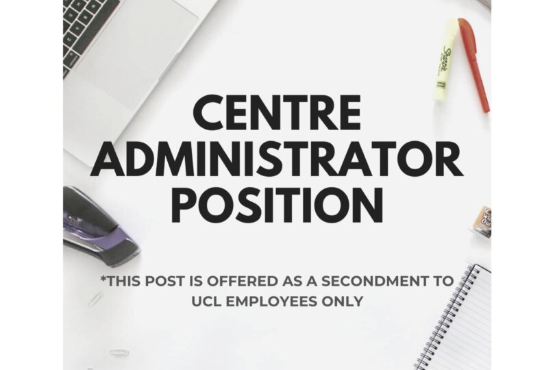 CNIE Centre Administrator Position Available