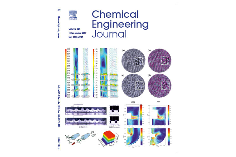 IN THE MEDIA: CNIE & FORMER NICE PHD STUDENT FEATURED IN CHEMICAL ENGINEERING JOURNAL SPECIAL ISSUE
