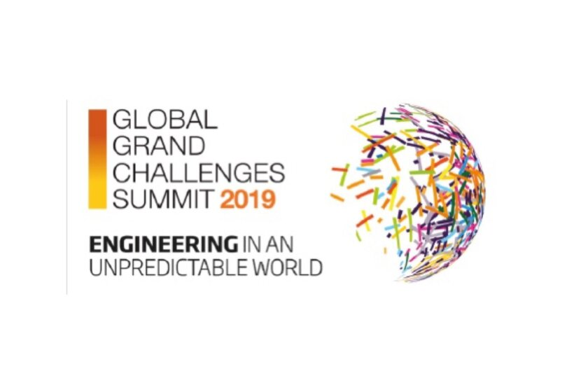 CNIE researchers to showcase their work at the Global Grand Challenges Summit 2019