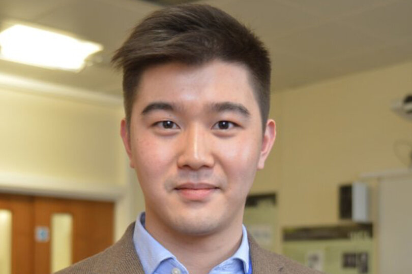 PhD Matthew Chin successfully defends Viva